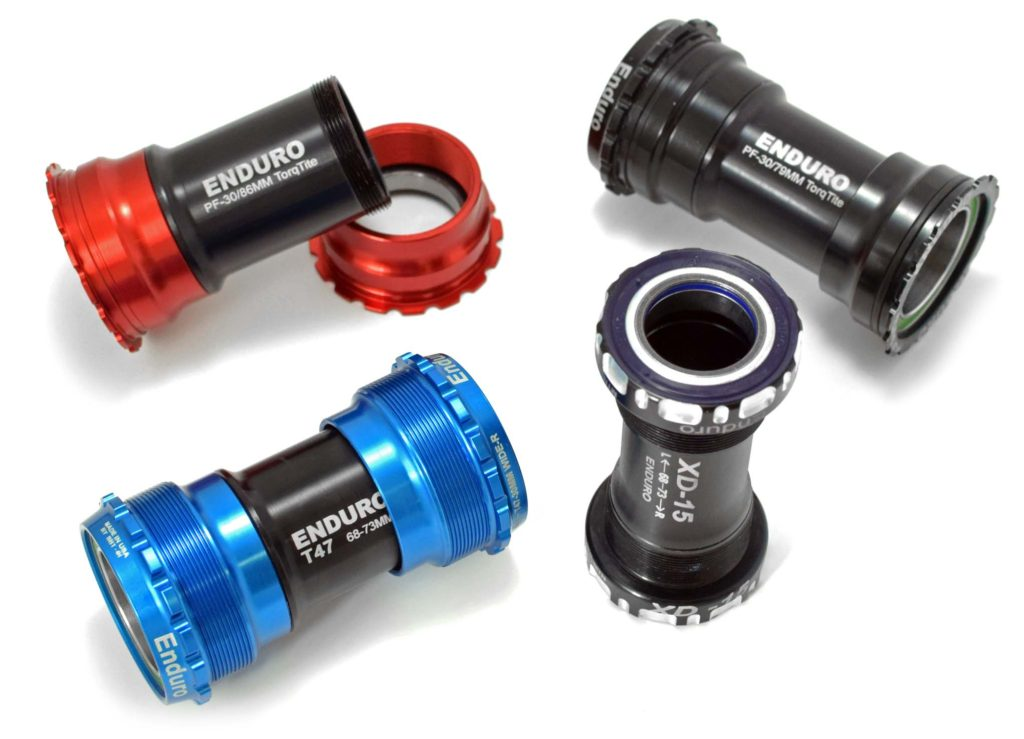 Bottom Brackets | Enduro Bearings